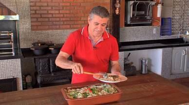 Pescuma ensina a fazer pacu seco à moda É Bem Mato Grosso - O É Bem Mato Grosso começa às 13h50, todos os sábados, na TV Centro América.