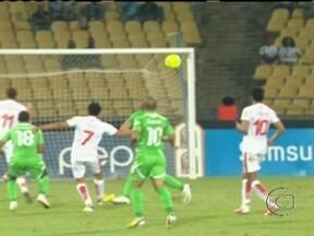 Tunísia vence Argélia por 1 a 0 com um golaço no ângulo pela Copa da África - Msakni marcou o gol nos acréscimos e sacramentou a vitória tunisiana.