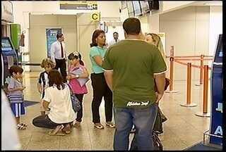Bagagens de passageiros de voo da empresa Tripp são extraviadas - Voo havia saído do Nordeste e passageiros sentiram falta das bagagesn em Montes Claros.