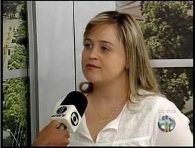 Enfermeira fala sobre mutirão de prevenção ao câncer de colo do útero - A ação é do centro 'Viva Vida'.