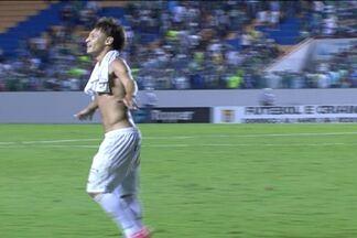 Neílton dá show e Santos avança para a final da Copa São Paulo - O adversário do Peixe será o Goiás, que eliminou o Bahia nos pênaltis.