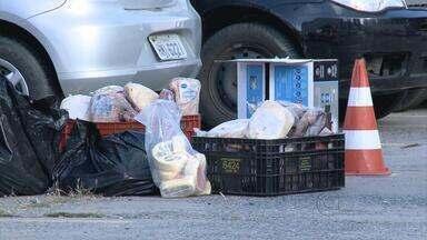 Polícia prende quadrilha que adulterava data de validade de alimentos - Em várias cidades de Pernambuco, carne, queijos e iogurtes eram vendidos com data de validade adulterada em mercadinhos. Quinze pessoas foram presas.