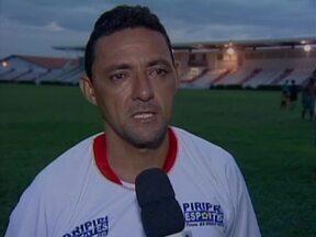 4 de Julho se prepara para o Campeonato Piauiense 2013 e sonha com título - Aposta é na equipe formada por jogadores de base.