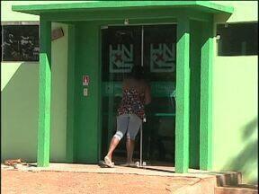 Único hospital de Catanduvas é fechado - Segundo a prefeitura, o hospital foi fechado por falta de verba para mantê-lo.