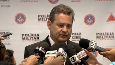 Crimes violentos crescem em Minas Gerais em 2012 - Dados foram divulgados pela Secretaria de Estado de Defesa Social nesta quarta-feira (23).
