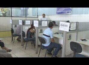 Sine volta a funcionar, mas candidatos reclamam da lentidão do sistema, em Porto Velho - O sistema ficou fora do ar por dois dias esta semana.