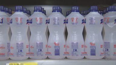 Anvisa proíbe venda de álcool líquido - A partir do dia 1º de fevereiro consumidores não devem mais encontrar o produto nas prateleiras. A recomendação é utilizar álcool gel.