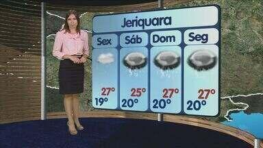 Previsão do tempo - 24/01/2013 - Ribeirão Preto e região - Confira como fica o tempo nesta quinta-feira (24).