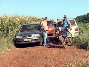 Estradas rurais de Medianeira estão cheias de buracos - Quem mora na comunidade Ocoy Federal sofre com as condições da estrada.