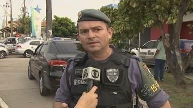 Policiais são presos suspeitos de extorsão e sequestro, em Manaus - Policiais chegaram a exigir R$ 35 mil da vítima para liberá-lo.Corregedoria Geral decidirá pela expulsão ou não de ambos da corporação.