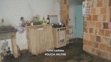 Jovem de 21 anos morre carbonizada em casa de Américo Brasiliense, SP - Jovem de 21 anos morre carbonizada em casa de Américo Brasiliense, SP.