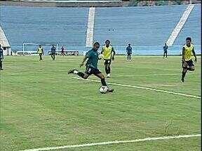 Londrina defende a liderança do Campeonato Paranaense - Técnico Cláudio Tencati quer time alerta para manter 100% de aproveitamento na competição