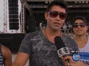 Banda Chicabana se apresenta hoje em Teresina faz aquecimento para o carnaval - Repertório traz músicas novas e grandes sucessos da banda.