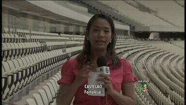 Veja como será o acesso ao Castelão - Primeiro estádio a ficar pronto para copa 2014 recebe jogos neste domingo