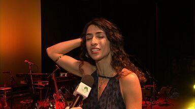Confira entrevista exclusiva com Marisa Monte - Cantora faz shows em Fortaleza neste fim de semana