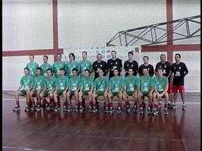 Jogadores do Atlântico de Erechim se apresentam com novidades - O time vai disputar pela 12ª vez consecutiva a Liga Nacional de Futsal.