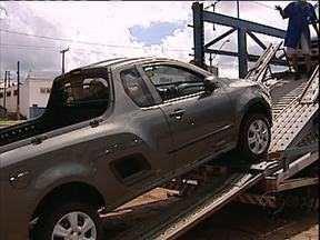 Ladrões estão de olho nos carros zero quilômetro - Eles fizeram uma sequência de roubos em Londrina
