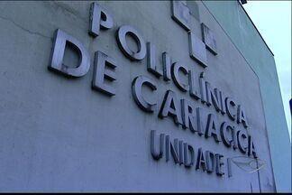 Idoso espera vaga de UTI em Pronto Atendimento de Itacibá, no ES - Após horas de espera, homem de 67 anos consegue vaga no Hospital Dório Silva na Serra.