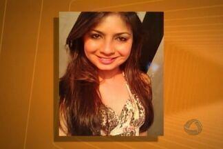 Jovem de 21 anos que morreu em tragédia no RS é enterrada em MS - Nessa terça-feira (29), parentes e amigos se despediram de Ana Paula Rodrigues, de 21 anos, que morreu no incêndio da boate Kiss, em Santa Maria (RS).