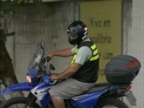 Veja quais as novas regras exigidas para os moto-fretistas - Veja quais as novas regras exigidas para os moto-fretistas.