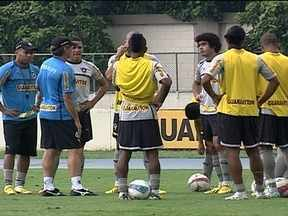 Vitinho é a novidade do Botafogo para duelo contra o Audax, em Moça Bonita - Oswaldo de Oliveira promove alteração na equipe, tirando o volante Jadson. Seedorf segue no banco.