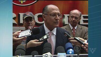 Geraldo Alckmin anunciou que todas as casas de show do estado passarão por vistorias - Cidades da região se mobilizam para fiscalizar todos os estabelecimentos. Autoridades do Guarujá se preocupam com festas clandestinas que acontecem na cidade