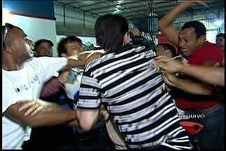 Brasil ocupa 108ª posição em ranking mundial de agressão a jornalistas - No Espírito Santo, um cinegrafista e um repórter foram agredidos no último ano, durante a cobertura das eleições.