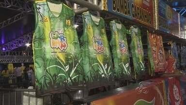 Começa edição 2013 da Feira do Tururi, em Manaus - Manaus se prepara para brincar o carnaval no ritmo de boi-bumbá com o Carnaboi.