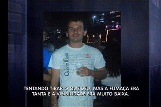 Sobrevivente de tragédia é liberado de hospital em Bento Gonçalves - Tiago Brezolin Ribeiro, de 27 anos, procurou atendimento ontem, após passar mal. Ao sair da boate Kiss em Santa Maria, na madrugada de domingo, ele ajudou a retirar feridos.