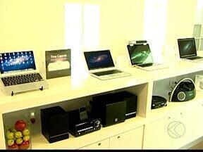 Para o mercado, aparelhos ficam 'velhos' mais rápido - A alta rotatividade dos eletrônicos é tema do quadro MGTEC de Uberaba.