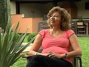 """Terapeuta ocupacional afirma: """"quebre seus padrões, faça diferente"""" - Beatriz Ambrósio do Nascimento, terapeuta ocupacional, explica como liberar a tensão do corpo para evitar as dores na coluna e em outras partes do corpo."""