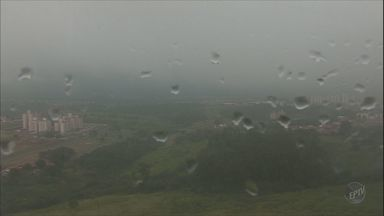 Previsão de chuva para esta segunda-feira (4) em Campinas, Piracicaba e região - Previsão de chuva para esta segunda-feira (4) em Campinas, Piracicaba e região.