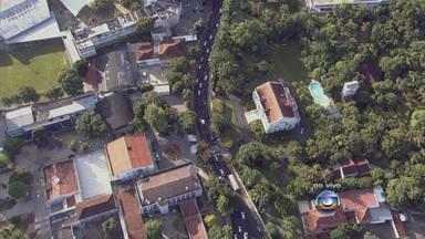 Globocop mostra como fica o trânsito do Grande Recife em dia de Volta às Aulas - De acordo com a CTTU, com o fim do período de férias, duzentos mil carros voltam a circular pelo Recife.
