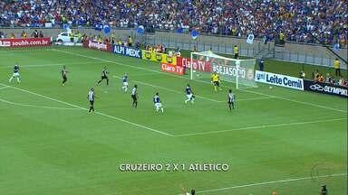 Na reabertura do Mineirão Cruzeiro sai com a vitória - No primeiro clássico do ano, Atlético manteve a base do ano passado. Já o Cruzeiro, chegou com um time renovado.