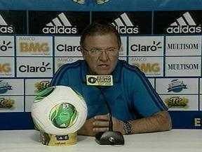 Esporte: Pelotas joga logo mais em Caxias do Sul, RS - Equipe disputa partida contra o Juventude.