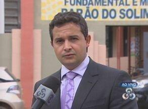 Amazônia TV mostra como foi o primeiro dia de volta às aulas em Porto Velho - Daniel de Oliveira, secretário adjunto da Secretaria de Educação de Rondônia, fala sobre o retorno às aulas e as vagas que ainda existem.