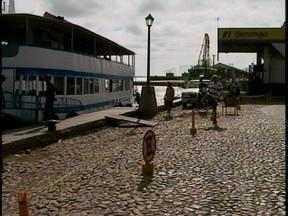 Obra de recuperação do cais da hidroviária de Rio Grande deve durar um mês - O local foi interditado pela Superintendência do Porto.