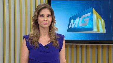 MGTV 2ª Edição mostra resgate de mulher que caiu no Rio Arrudas - Jornal começa às 19h05
