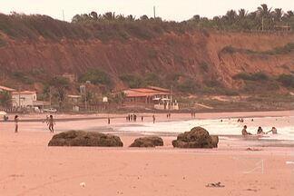 Praia de Ponta Verde, em São José de Ribamar é um lugar paradisíaco - A praia ainda é pouco frequentada. Apenas algumas pessoas mantém casa naquela região.