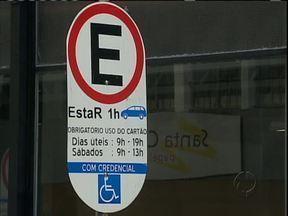 Idosos e deficientes podem ter estacionamento gratuíto em Curitiba - Um projeto neste sentido está para ser votado na Câmara de Vereadores.