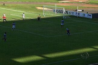 Maracaju e Corumbaense vencem jogos pelo estadual - O time do Maracaju venceu a partida contra o Novoperário de Campo Grande. O Corumbaense venceu a disputa contra o Sete de Dourados.