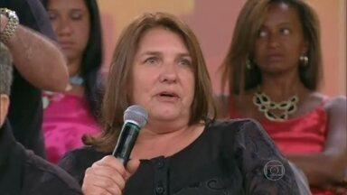 Mãe de 'Mendigo Gato' conta a história do filho - Rafael está internado há três meses após se envolver com drogas