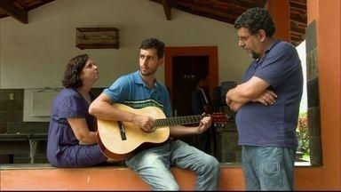 Pedro foi preso por tráfico de drogas anda menor de idade - Pais buscaram tratamento e envolveram toda a família na cura do filho