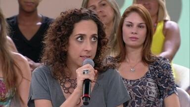 Mariana Armellini não empresta dinheiro - Convidados dão a primeira opinião sobre o assunto