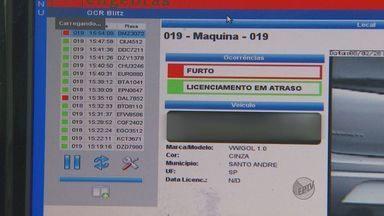 Radares inteligentes são colocados dentro das viaturas da Polícia Rodoviária - Radares inteligentes são colocados dentro das viaturas da Polícia Rodoviária.