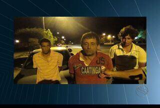 Homens são presos por receptação e desmanche de motocicletas - Três homens são presos em Poço Redondo, no Alto Sertão sergipano, e na cidade de Piranhas, em Alagoas, acusados de roubo, receptação e desmanche de motocicletas