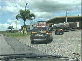 Polícia Rodoviária Federal pede ajuda da população para prender ladrões de cargas - A estrada mais perigosa é a BR 116.