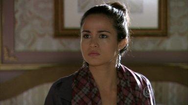 Salve Jorge - capítulo de quinta-feira, dia 21/02/2013, na íntegra - Morena revela a Zyah que foi enganada por Russo