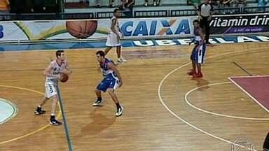 Uberlândia perde para o Limeira pelo NBB - Placar ficou em 96 a 86.
