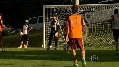 Atlético-MG aproveita pausa, mas não se esquece do futebol - Time tem disputa importante na Libertadores contra o Arsenal.
